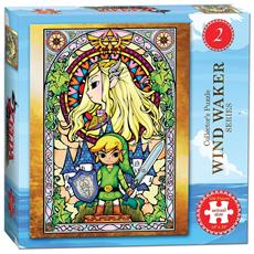 Puzzle Legend of Zelda - Wind Waker Ed. 2