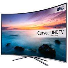 "TV Ultra HD 4K 55"" UE55KU6500 Smart TV Curvo RICONDIZIONATO"