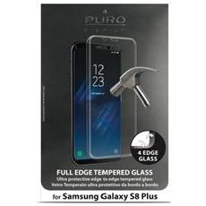 Temp.glass Sdgfsgalaxys8edtr X S8 Plus - Full Edge Tempered Glass (galaxy S8 Plus)