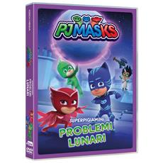 Pj Masks - Problemi Lunari - Disponibile dal 11/07/2019