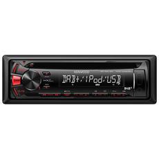 Sintolettore KDC-DAB35U 4x50 W USB / AUX Nero