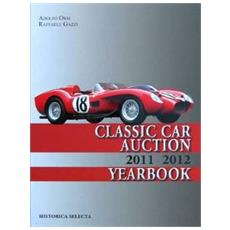Classic car auction 2011-2012 yearbook