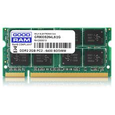 Memoria SoDimm 2 GB DDR2 800 MHz CL6