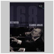 Claudio Abbado / Berlin Philarmonica - Beethoven Symphonies 1 6 8