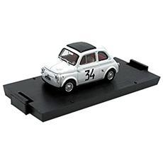 R473 Fiat 595 Abarth 1964 1/43 Modellino