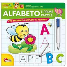 Alfabeto e prime parole