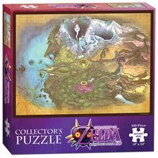 Puzzle Legend of Zelda - Majora's Map
