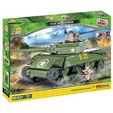 Carro Armato M 10 Wolverine Gioco Di Costruzioni 02544