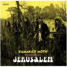 "Jerusalem - Kamakazi Moth B / W Frustration (7"")"