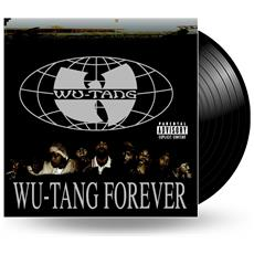 Wu-Tang Clan - Wu-Tang Forever (4 Lp)