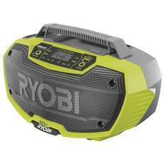 Radio Stereo R18RH-0 USB / Bluetooth Colore Verde