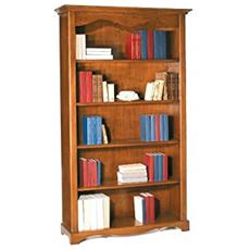 Libreria In Legno Da 120x40x210h