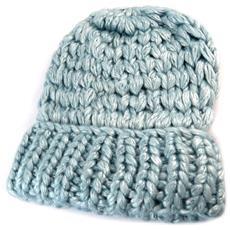 maglia bonnet '' azzurro - [ n7365]