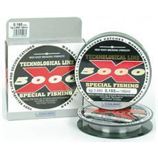 Monofilo X5000 Mis. 0.30