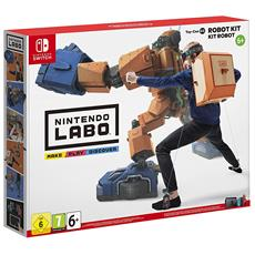 Labo: Toy-Con 02 - Kit Robot - Nintendo Switch