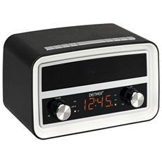 CRB-619, Orologio, LED, Digitale, FM, PLL, AC