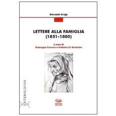 Lettere alla famiglia (1851-1880)