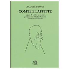 Comte e Laffitte. Testo francese a fronte