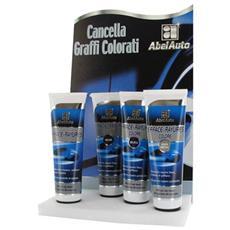 elimina Graffi Colore nero per auto e moto Pasta Abrasiva 100 ml