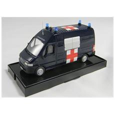 D01ac Ducato Ambulanza Carabinieri Modellino
