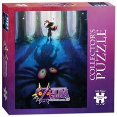 Puzzle Legend of Zelda - Majora's Mask