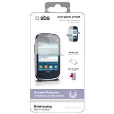 Pellicola Protettiva effetto anti-riflesso per Samsung Rex 70