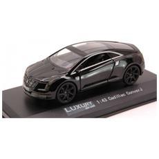 Lx10065 Cadillac Converj 2012 Black 1:43 Modellino