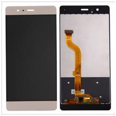 Display Schermo Lcd Touch Screen Ricambio Vetro Huawei Ascend P9 Standard Oro