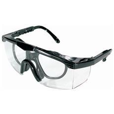 Occhiali Di Protezione Incolore Con Lenti Correttive +3,5
