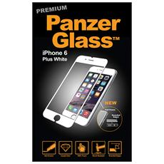 1003, iPhone 6 PLUS, Telefono cellulare / smartphone, Apple, Trasparente, Bianco
