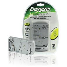 EZ-DIGI Auto / interno Argento carica batterie