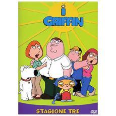 Dvd Griffin (i) - Stagione 03 (3 Dvd)