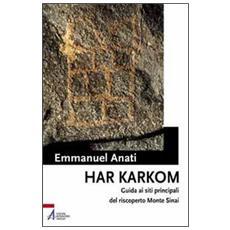 Har Karkom. Guida ai siti principali del riscoperto monte Sinai
