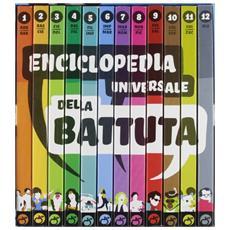 La prima enciclopedia universale della battuta