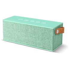 FRESH N REBEL - Rockbox Brick Fabriq Edition Speaker Bluetooth - Verde Acqua