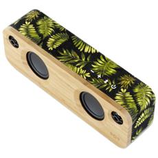 The House Of Marley Get together, Stereo, Senza fili, Batteria, Bluetooth, Universale, Rettangolo