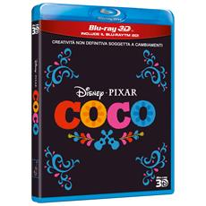Coco (Blu-Ray 3D+Blu-Ray)