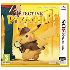 N3DS - Detective Pikachu - Day one: 23/03/18