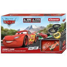 Pista Carrera Go Disney Pixar Cars 2,4 M