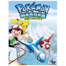 Dvd Pokemon Heroes - Il Film
