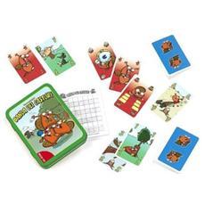 Giochi di Carte Banda Dei Castori (Scat. Latta) 53551