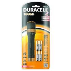 Flashlight DURACELL Tough - 3 x LED - 160 Lumen - 4 x AA