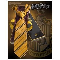 Cravatta Tassorosso Harry Potter Tie Hufflepuff