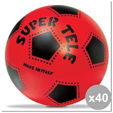 Set 40 Pallone Supertele 04204 Giocattoli