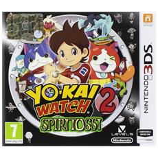 N3DS - Yo-Kai Watch 2: Spiritossi