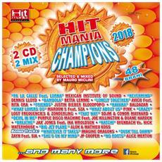 Hit Mania Champions 2018 (2 Cd) - Disponibile dal 09/03/2018