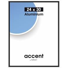 Nielsen Accent 24x30 aluminio nero 52226