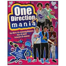 One Direction mania. Con adesivi