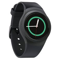 SAMSUNG - Smartwatch Galaxy Gear S2 Black Display 1.2