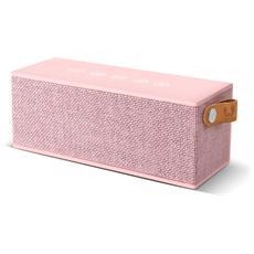 FRESH N REBEL - Rockbox Brick Fabriq Edition Speaker Bluetooth - Rosa